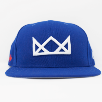 Blue Snapback - Throne Barbershop